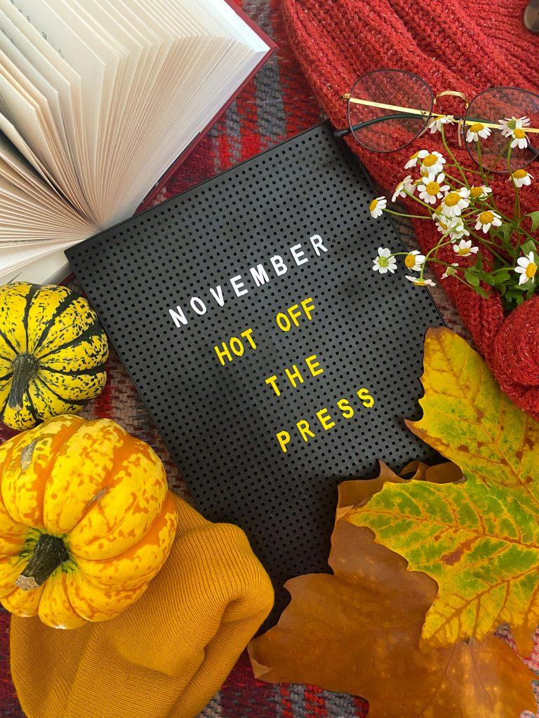 november hot off the press