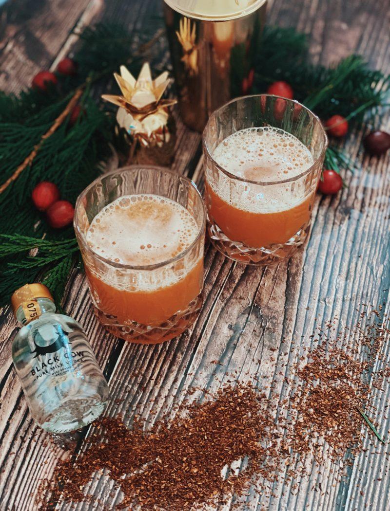 Rooibos & Orange Sour
