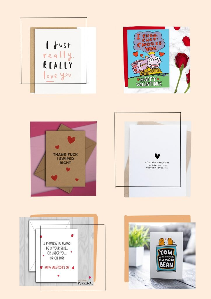 Valentine's Gift Guide - Cards